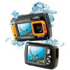 Aparat foto Easypix W1400 Active Orange, portocaliu