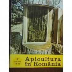 REVISTA APICULTURA IN ROMANIA NR.2/1977
