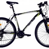 Bicicleta DHS Terrana 2623 (2016) Culoare Negru/Gri/Verde 457mmPB Cod:21626234567
