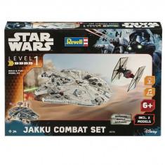Macheta Revell - Set de lupta Star Wars Jakku - RV6758 - Macheta Aeromodel