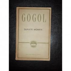 SUFLETE MOARTE - GOGOL - Carte Antologie