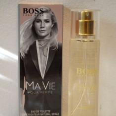 PARFUM 40 ML HUGO BOSS MA VIE --SUPER PRET, SUPER CALITATE! - Parfum femeie Hugo Boss, Apa de toaleta