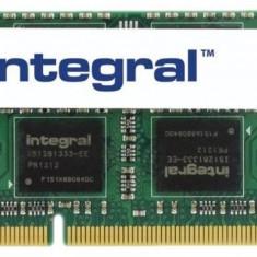 DDR3 SODIMM Integral 4GB 1333MHz CL9 1.5V - Memorie RAM laptop
