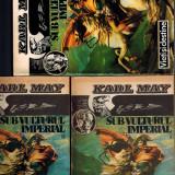 Karl May - Sub vulturul imperial, vol 1, 2, 3, 4 (3 si 4 sunt in aceeasi carte) - Carte de aventura