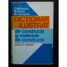 Dictionar ilustrat de constructii si materiale de constructii - Carti Constructii
