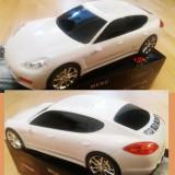 Radio MP3 Boxa sistem 2.1 Acumulator Masinuta Porsche Panamera WS 299 - Boxa portabila