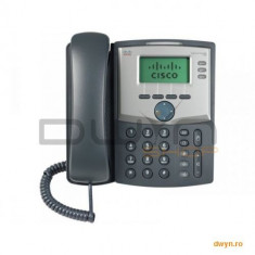 3 Line IP Phone with Display and PC Port - Telefon VoIP