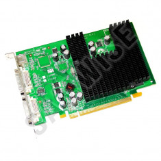 Placa video nVidia 7300LE, 256MB, 64-Bit DDR2, PCI Express x16 Dual DVI, TV-Out - Placa video PC