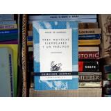 Tres novelas ejemplares y un prologo , Miguel de Unamuno , 1964