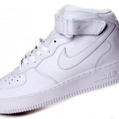 Adidasi nike fete - Adidasi dama Nike, Culoare: Alb, Marime: 37