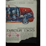 AUTOTURISMUL DACIA 1300 - A. BREBENEL