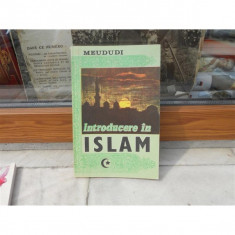 Introducere in islam , Meududi
