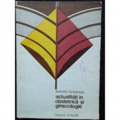 ACTUALITATI IN OBSTETRICA SI GINECOLOGIE