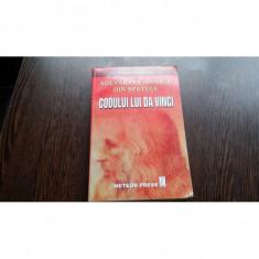 ADEVARATA ISTORIE A CODULUI LUI DA VINCI - SHARAN NEWMAN