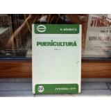 Puericultura volumul 2 , R. Barbuta , 1979