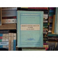 Constructia si exploatarea gurilor de foc de artilerie, Maior ing. Popa Gh. Ioan, 1974