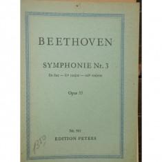 BEETHOVEN - SIMFONIA NR.3 OPUS 55
