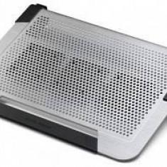 Cooler Master (R9-NBC-U3PS-GP) Notepal U3 Plus notebook, argintiu - Masa Laptop