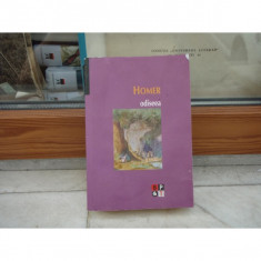 Odiseea, Homer, 2008 - Carte mitologie