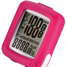 Kilometraj Infini Maia 10 Functii cu Fir RozPB Cod:588040298RM - Accesoriu Bicicleta