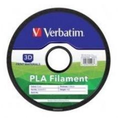 Consumabile imprimantă PLA 3D Verbatim, 3 mm, argintiu