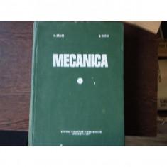 MECANICA - M. RADOI, E. DECIU