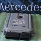 Calculator motor Mercedes E320CDI, W211, W219, 2006, A6421508691