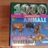 1000 DE CURIOZITATI DESPRE ANIMALE-FRANCISCOARREDONDO- LIDIA DI BLASI SI ALTII