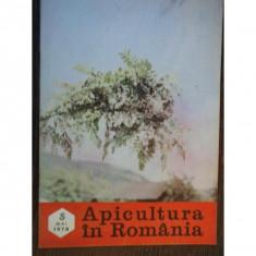 REVISTA APICULTURA IN ROMANIA NR.5/1978