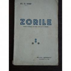 ZORILE - ST. O. IOSIF
