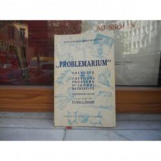 PROBLEMARIUM, PROF. I. PETROVICI - Curs hobby