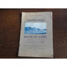 Manastirea dintr'un Lemn, Din Valcea Pitoreasca - Carte Monografie