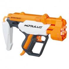 Pusca Nerf Modulus Blaster Barrelstrike - Pistol de jucarie