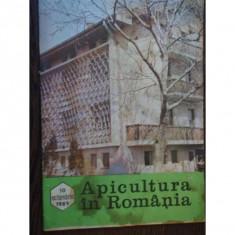 REVISTA APICULTURA IN ROMANIA NR.10/1989