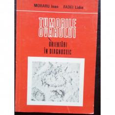 TUMORILE OVARULUI - MORARU IOAN