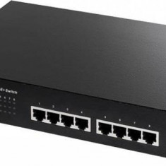 Switch Edimax GS-1008PL 8-port Gigabit Ethernet PoE