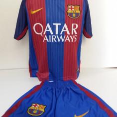 Echipament sportiv fotbal copii FC.Barcelona Messi marimea 176 - Echipament fotbal, Marime: Alta