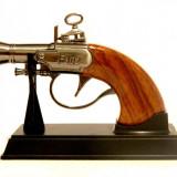 Bricheta Pistol Retro - Bricheta Zippo