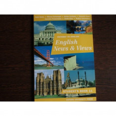 English News & Views Student's Book 11, Rada Balan, Miruna Carianopol