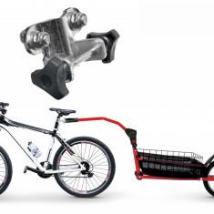 Sistem Prindere Ghidon Bicicleta Copil Trail AngelPB Cod:588319040RM - Remorca bicicleta