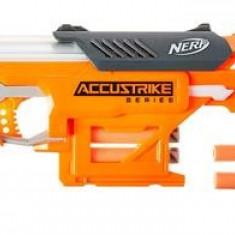 Pusca Nerf Accustrike Falcon Fire 2017 - Pistol de jucarie