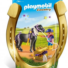 Ingrijitor Si Ponei Cu Stelute Playmobil