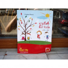 English for kids - editie color , Cristina Mircea , 2014