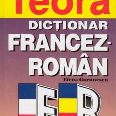 Dictionar francez-roman, 70000 de cuvinte, Editura Teora