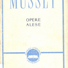 Alfred de Musset - Opere alese - 22008 - Roman