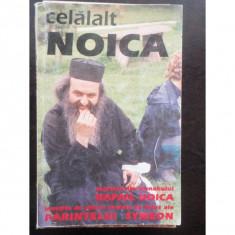 CELALALT NOICA MARTURII ALE MONAHULUI RAFAIL NOICA