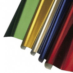 Folie de laminat metalizata 20.5 cm, rola lungime 30.5m