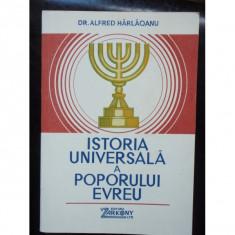 ISTORIA UNIVERSALA A POPORULUI EVREU - Carte veche