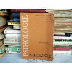 Psihologie manual pentru clasa a IX-a, Paul Popescu-Neveanu, 1990 - Curs diverse stiinte