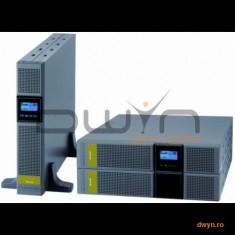 UPS SOCOMEC Netys PR RT 2200VA, putere 2200VA / 1800W, 8 x IEC 320 (10 A) + 1 x IEC 320 (16 A), timp